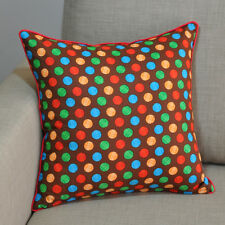 Mix Circles Cushion Cover - 45x45cm