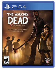 The Walking Dead The Complete First Season PS4 Game GOTY BRAND NEW SEALED
