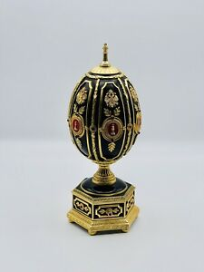 Franklin Mint The House of Faberge The Imperial Jeweled Egg Chess Set