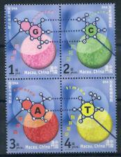 Macao 2001 Mi. 1168-1171 Nuovo ** 100% Scienza