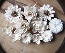 Mix Flower Balsa Wood Diffuser Decor Craft Home Fragrance Bride Bouquet Gift,NEW