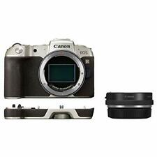 Canon Mirrorless Single-lens Camera EOS RP GOLD BODY + Mount Adapter SP Kit