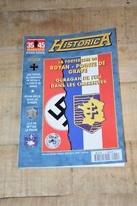 Magazine 39 45 Hors série HS Historica 43 Heimdal Royan Pointe de Grave 2e DB