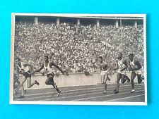 Olympic Games 1936 Jesse Owens Sprint Relay Pass Baton Sammelwerk Germany #49
