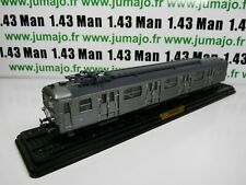 AM7G Automotrices SNCF 1/87 HO :  train locomotive z-5100 1953 ZBD 5101