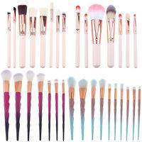 20pcs Pro Makeup Brushes Set Foundation Powder Eyeshadow Eyeliner Lip Brush Tool