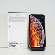 Apple iPhone XS Max 256GB 512GB Unlocked AT&T Gold MT5F2LL/A