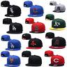 Unisex Classic MLB Teams Flat Brim Baseball Cap 9FIFTY The League Snapback Hat