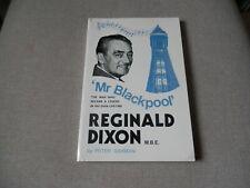 Peter Ashman Mr Blackpool Reginald Dixon Wurlitzer