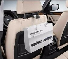Genuine BMW Travel & Comfort System Universal Hook Hanger for Headrest
