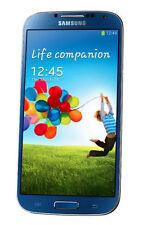 Samsung Galaxy S4 GT-I9505 - 16GB - Blue (Factory Unlocked) Smartphone