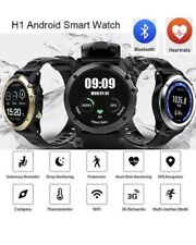 H1 Smart Watch Android iOS 3G WiFi GPS SIM Card Bluetooth 512MB/ 4GB Waterproof