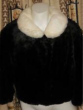 Women's Fur shrug Vintage Coats & Jackets