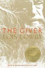The Giver by Lois Lowry Paperback Book