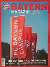 Programm 2017/18 FC Bayern München - FSV Mainz 05