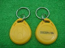 500p 125Khz RFID Proximity ID Identification Token , Y
