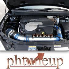 BLUE 2004-2010 CHEVY MALIBU 3.5 3.5L V6 AIR INTAKE KIT SYSTEMS + FILTER