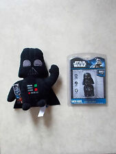 "STAR WARS DARTH VADAR USB 2.0 FLASH DRIVE 2 GB + DARTH VADER 7"" PLUSHIE - NEW"