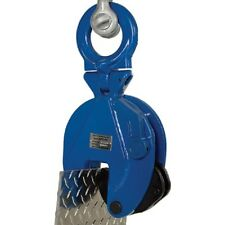 New listing New! Vertical Plate Clamp Lifting Attachment 6600 Lb. Capacity!