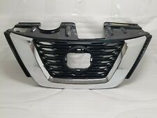New OEM Front Grille Fits 2017-2019 Nissan Rogue  62310-9TG0A  NO CAMERA SPOT