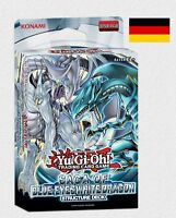 Yu-Gi-Oh! - Saga of Blue-Eyes White Dragon - Structure Deck  - Reprint - deutsch