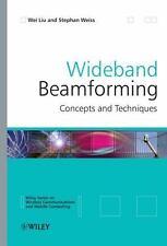 9780470713921 Wireless Communications and Mobile Computing: Wideband Beamforming