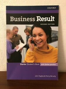 Business Result : Starter : Second Edition - Student's Book with Online Practice