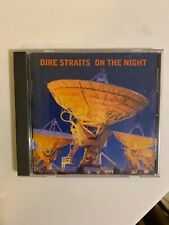 Dire Straits - On the Night CD 1993 Warner Bros. VG
