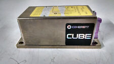 Coherent Cube Laser Module 1142279/AA 405 nm/ 60 mW 170Mw used working