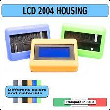 Housing case cover shell custodia Display LCD 2004 20x4 I2C - Arduino Raspberry