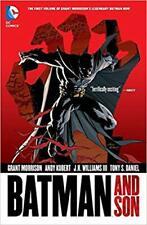 Batman and son paperback Grant Morrison Damian Wayne robin