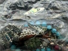 1.5KG Job Lot Costume Jewellery Bundle Craft Bead ReSell Upcycle Dress Up