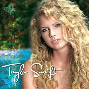 Taylor Swift - Taylor Swift (CD, 2006, Big Machine) 11 Song Edition - Excellent