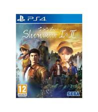Juego Sony PS4 Shenmue 1 y 2