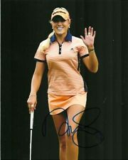 LPGA Natalie Gulbis Autographed Signed 8x10 Golf Photo COA A5
