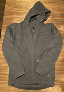 REI  2-in-1 Raincoat with Puffer Inner Jacket, Men's Small
