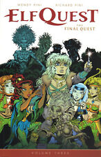 ELFQUEST FINAL QUEST volume three (SC) - Dark Horse - NEW, SIGNED!