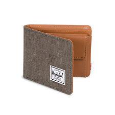 Herschel Classics Hank coin portefeuille carte de crédit case cantine crosshatch