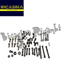10470 - KIT BULLONI CARTER RUOTE VESPA 50 SPECIAL R L N 125 ET3 PRIMAVERA