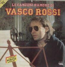 LP 33 Vasco Rossi Le Canzoni D'Amore Di Vasco Rossi Targa – TTAL 1409