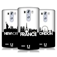 Fundas y carcasas Head Case Designs Para LG G3 S para teléfonos móviles y PDAs Head Case Designs