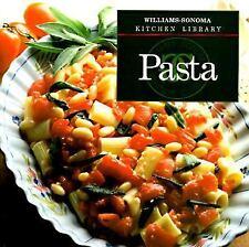 Williams-Sonoma Kitchen Library: Pasta by Lorenza De'Medici (1999, Hardcover)