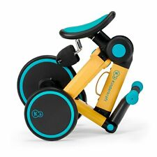 Kinderkraft Dreirad 3in1 4TRIKE b 12 Monat bis 5 Jahre Gelb