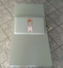 NEW SIEMENS SAFETY SWITCH 600 AMP 600V 3 POLE HEAVY DUTY FUSIBLE ITE F-356