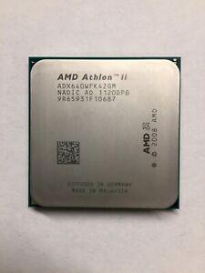 AMD 3GHz Athlon II X4 640 Quad Core Procceser Multi Socket! AM3