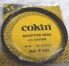 Genuine Cokin P Series 82mm Adapter Ring P482 Made in France Original 82 mm