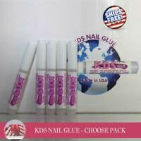 KDS - PROFESSIONAL NAIL TIP GLUE - SET OF 1 COUNTS UP TO 250 COUNTS