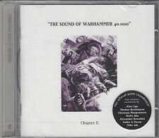 The Sound Of Warhammer 40.000 Chapter II / NEUWARE, new, still sealed 2003er CD