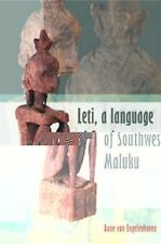 Leti, a Language of Southwest Maluku, , Engelenhoven, A, New, 2004-01-01,