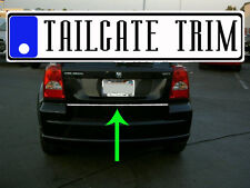 Dodge CALIBER 2007 2008 2009 Chrome Tailgate Trunk Trim